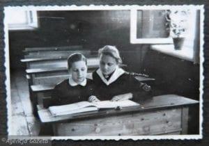 Szkoła sprzed lat 100