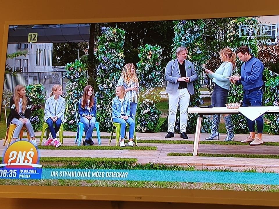 Eksperci Soward w telewizji!