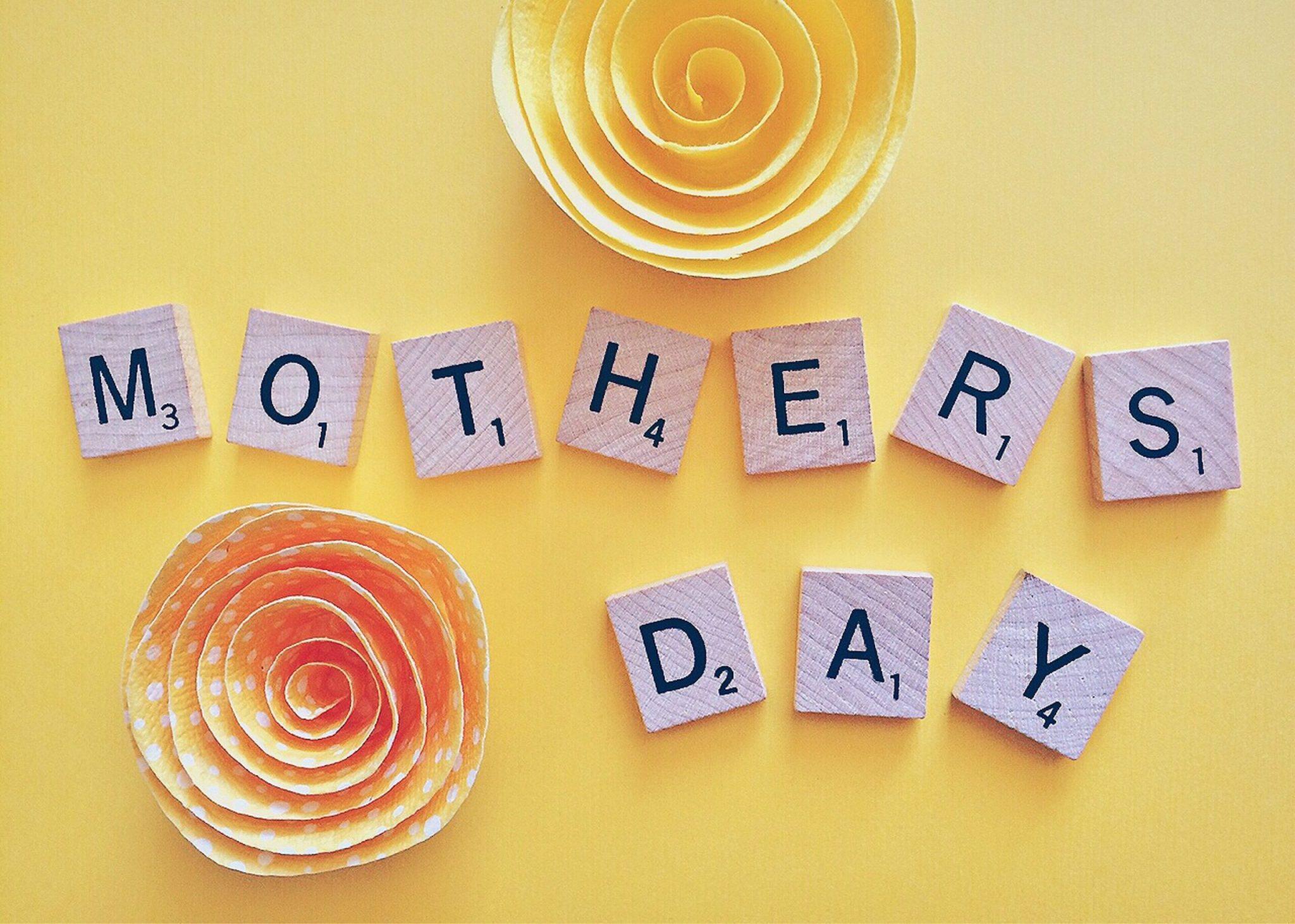 Dziś mamy Dzień Mamy!