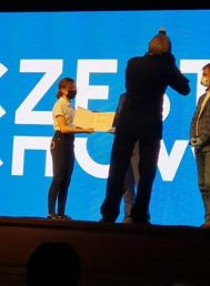 Roskana Pijet z nagrodą Prezydenta Miasta