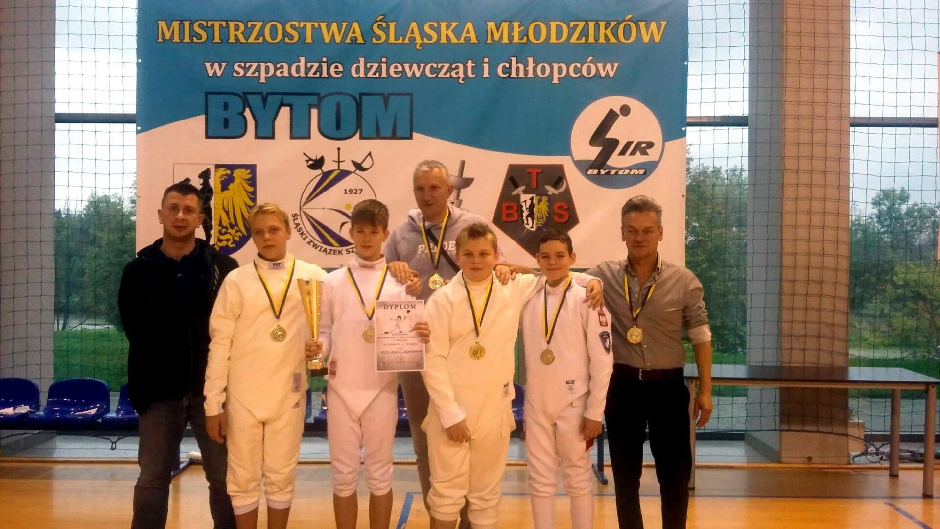 Szymon Całko ze złotym medalem!