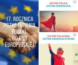 17. Rocznica Polski w UE
