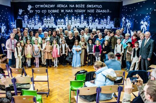 Jasełka dla Babci i Dziadka. Prywatna szkoła podstawowa w Częstochowie