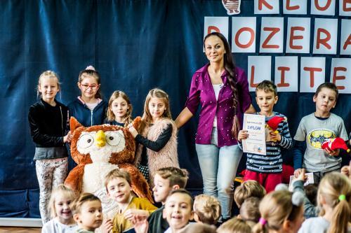 Klub Pożeraczy Liter  - grudzień 2018