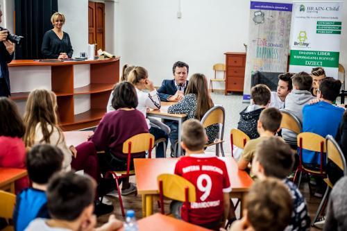 Rzecznik Praw Dziecka w Akademii Soward