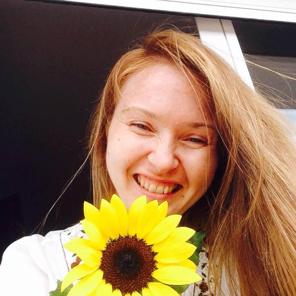 Kasia ze Słonecznikiem